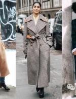 冬季穿搭首选束腰大衣,温暖凹造型其实没那么难||美搭刊