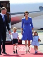 壹周潮话题 | 凯特王妃再怀孕,大表姐成了威尼斯电影节红毯最美呦 ...|| Jane 时尚COSMO