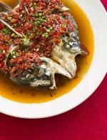 冬天煮一锅鱼头,太喜欢吃了!