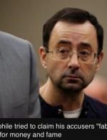 他性侵过156名女性,法官:我的狗都不会拿给你医治||当时我就震惊了