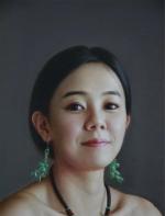 中国油画:每个女人都有滴水的青春