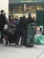 华人区老人靠此谋生,如今该行为却违法要交300美金罚款!