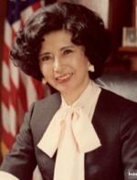 曾5度连任,加州首位华裔女州务卿逝世(组图)