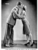 70年前的美国接吻教程,真人出镜,好莱坞演员都要学!
