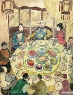 民国吃家,一个时代的吃相