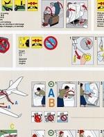 世界最安全航空排名出炉,出门必备码起来
