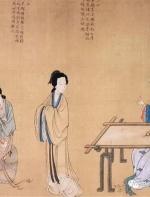 每天古书画:明 佚名 《千秋绝艳图》
