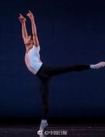 这位华人晋升休斯敦芭蕾舞团首席舞蹈家