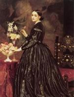 英国绘画:浪漫丰满的女士形象