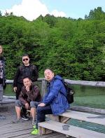 四个大叔自驾2000公里游中欧