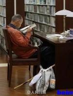 怀念!洗手看书的拾荒老人隐藏了21年的5个秘密