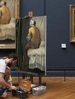 名画的临摹品 是如何离开卢浮宫的?
