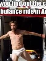 """""""我要是死在国外,也别叫救护车"""""""