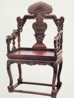 清宫紫檀家具