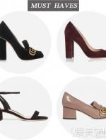 阔腿裤很流行没错 但它最配什么鞋你造吗