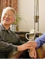 要说秀恩爱,你们还嫩着呢!这对90岁老人,又激起了人们对爱情的渴望 ...||艺非凡
