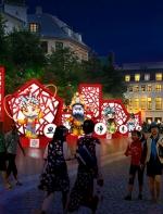 点亮哥本哈根 | 2018新春来丹麦感受最炫中国风