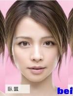 高颜值韩星都是靠化妆达成微整目标