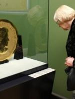 谁偷了世界上最大的金币?
