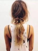 五花大绑的发型才是最适合这个季节的!简直超美的!!