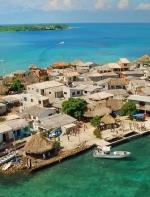 因为没有蚊子...这里成了世界上最最最拥挤的一个小岛....