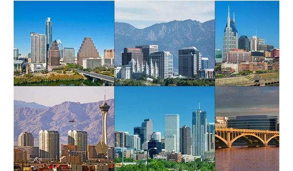 您住在美国最安全的城市吗?