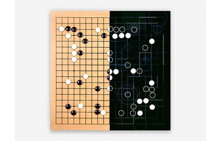 """在""""世界上最复杂的棋类游戏""""围棋上,Google人工智能再次碾压人类 ..."""