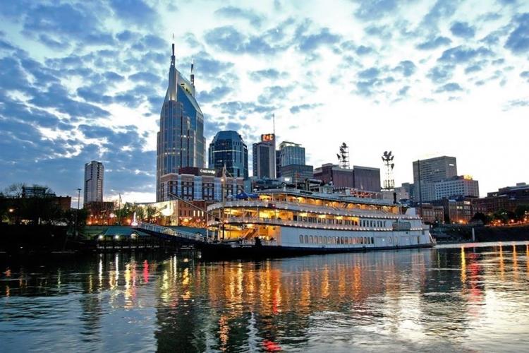 全美最适合初创企业的五大城市:田纳西州纳许维尔