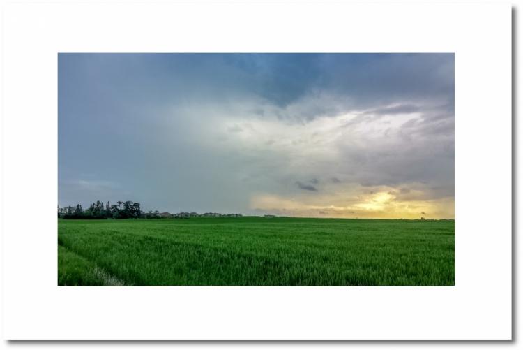 水彩畫般的天空之二—————手機版