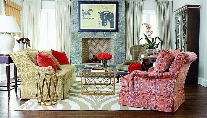 在这个近百年历史的奢侈家具老牌,寻找美国富裕阶层的家居文化 ... ...