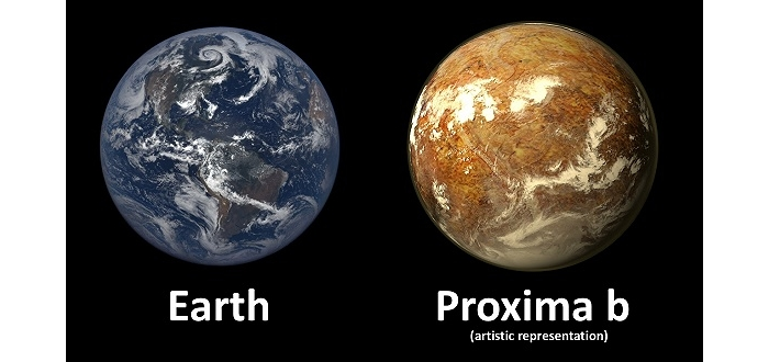 茫茫宇宙,如见比邻:人类或将看到4光年外那颗类地行星的样子 ... ...