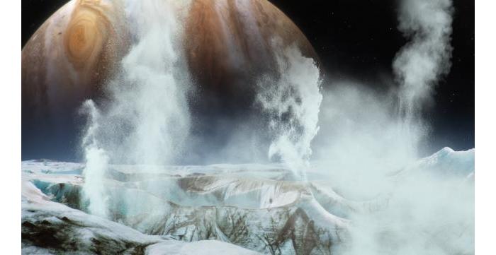 NASA发布重大消息!木卫二或存在生命体?