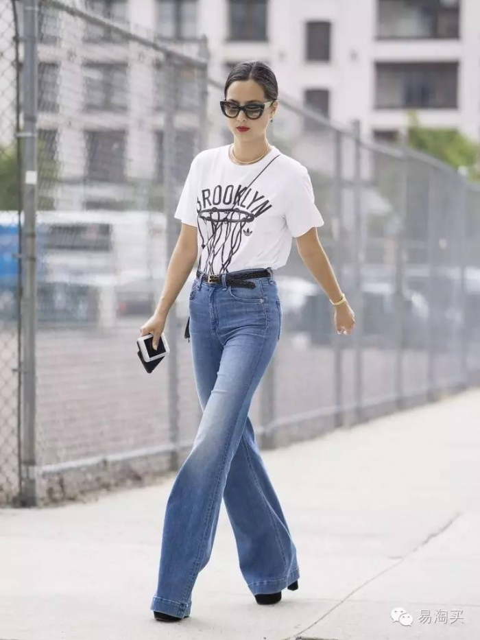 26 Creative Ways to Rock Your Jeans This Fall