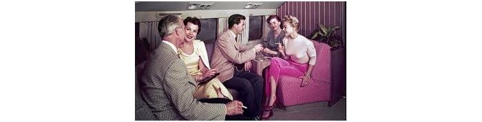 未来的航空客舱:空中旅行的黄金新时代