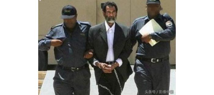 揭秘:萨达姆从被抓到被以处绞刑