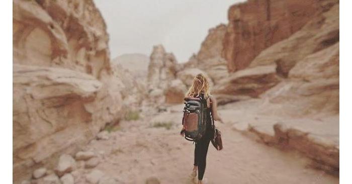 27岁的美国姑娘将成为首位游遍所有国家的女性