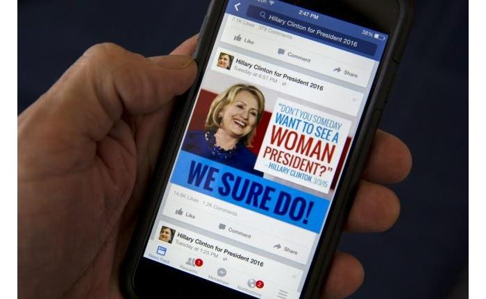 """美主流媒体为选举""""失态""""找借口 攻击Facebook误导民众"""