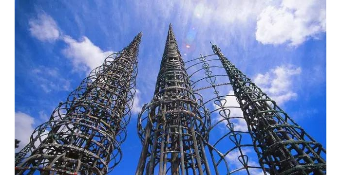 一个半文盲的意大利移民,却建成了这座洛杉矶的地标性建筑... ... ...
