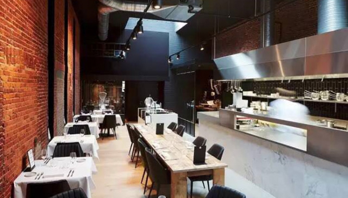 一大把年纪还那么时髦的餐厅,才是终极的政治正确
