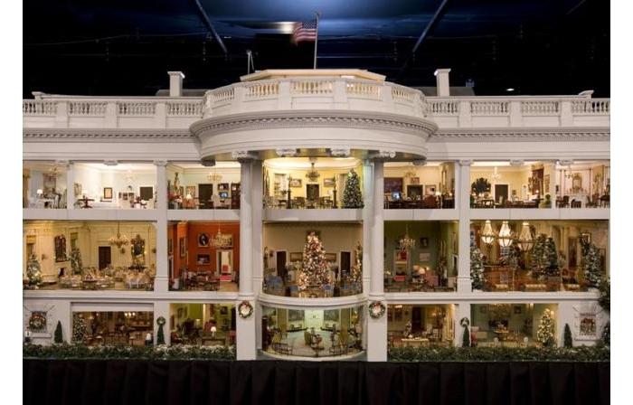 """在白宫被""""金化""""前,不如先看看历代总统的卧室长啥样"""