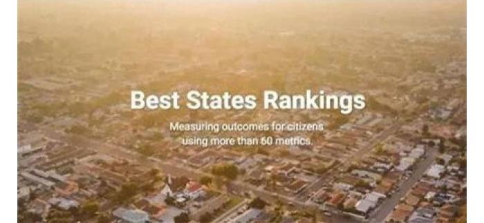 美国哪个州教育水平最高?美国新闻与世界报道最新美国数据 ... ...