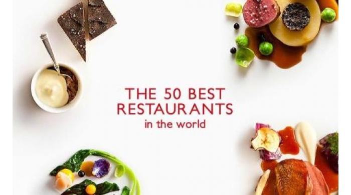 """纽约餐厅夺美食界""""奥斯卡""""全球最佳"""