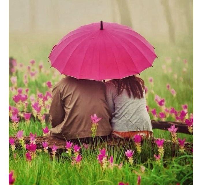 生活如雨,有伞就好