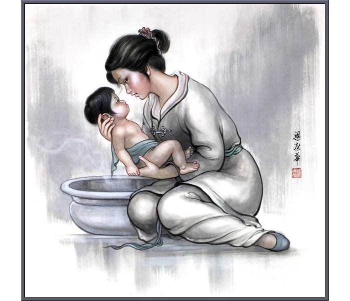 致此生最爱——母亲!(献给即将到来的母亲节)