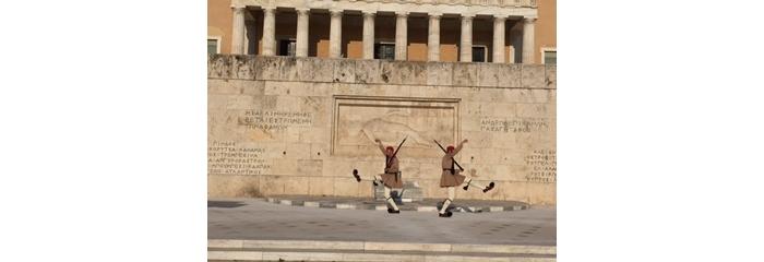 实况报道:一个人的希腊古迹游 ———— 芭蕉扇